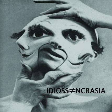 idiossincrasia capa cd